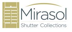 Mirasol Shutters