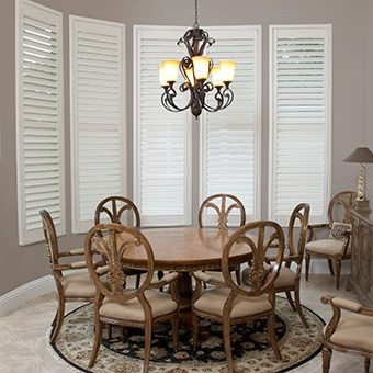 Mirasol Shutters Are Constructed In The USA Allowing Us To Avoid Costly Over Seas Transportation Combine That Savings With Our Smart Design Process And